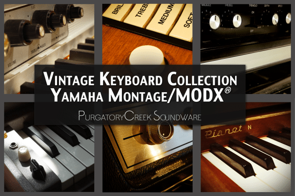 Montage Synth Sounds